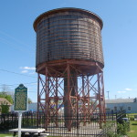 Michigan Roadside Attractions – Grant Water Tower