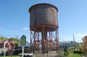 Grant Historic Water Tower