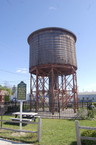 Grant Water Tower Vertical