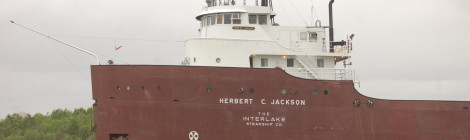 Photo Gallery Friday: Freighters of Michigan's Great Lakes