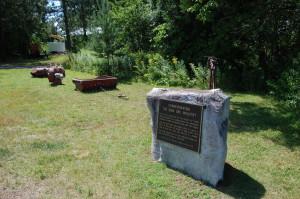 Hiawatha Ironwood Irone Ore Park Michigan