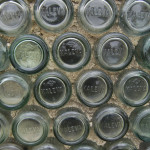 Michigan Roadside Attractions – Kaleva Bottle House in Manistee County