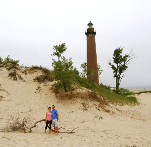 Little Sable Point Light Us