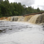 Lower Tahquamenon Falls – A Rowboat Adventure at Tahquamenon Falls State Park