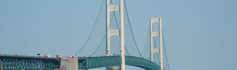 Six Different Ways to View the Mighty Mackinac Bridge