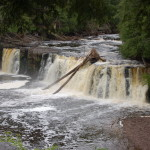 Manabezho Falls – Presque Isle River, Porcupine Mountains Wilderness State Park