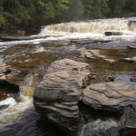 Manido Falls – Presque Isle River, Porcupine Mountain Wilderness State Park