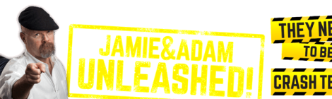 Mythbusters Stars Jamie Hyneman and Adam Savage Bring Show on the Road to Michigan