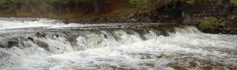 Ocqueoc Falls - Presque Isle County