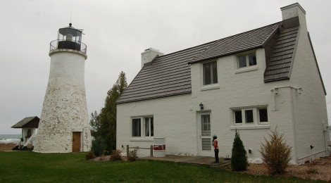 Old Presque Isle Lighthouse - 175 Years of History on the Shores of Lake Huron