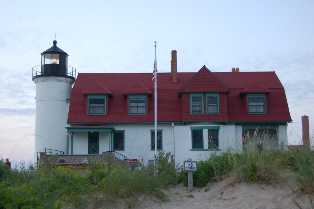 Point Betsie Lighthouse,