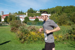 Running Mackinac Island 8 Mile