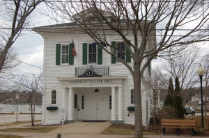 Saugatuck Village Hall