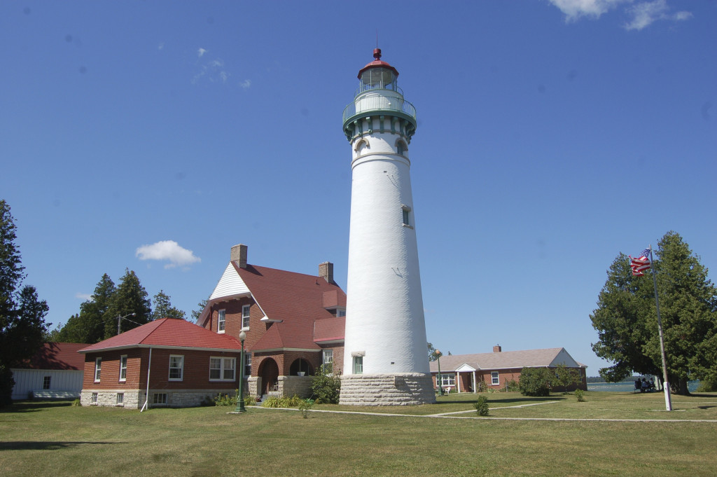 Seul Choix Point Lighthouse, Gulliver