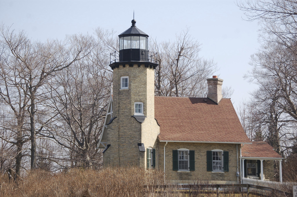 White River Light Station, Whitehall