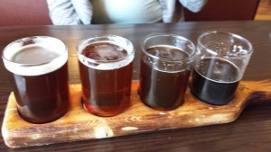57 Brewpub Greenville Flight