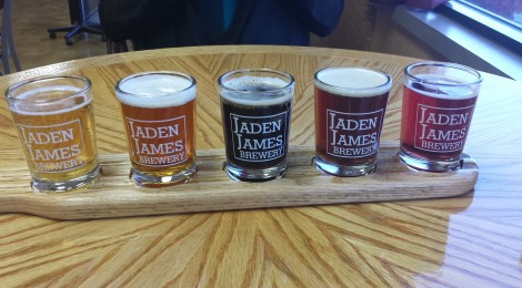 Jaden James Brewery and Cascade Winery - Grand Rapids