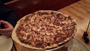 Filling Station Smore Pizza
