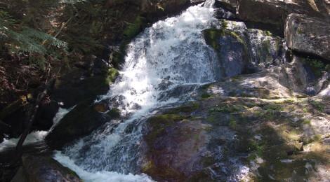 Alder Falls - A Scenic Marquette County Waterfall