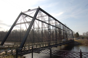Allegan Second Street Bridge