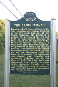 Ardis Furnace Marker