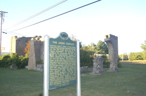 Ardis Furnace and Marker