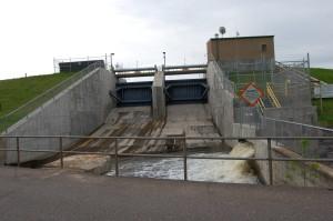 Bond Falls Dam