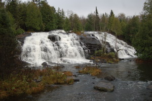 Bond Falls, Ontonagon County