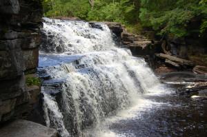 Canyon Falls Michigan