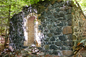 Central Mine Powder House