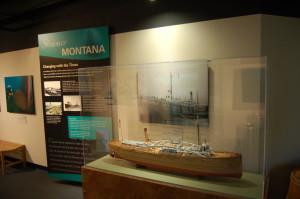 NOAA Shipwreck Museum Alpena