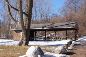 Deerfield Nature Park Pavilion