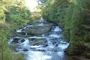 Falls River Middle Falls