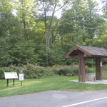 Michigan Roadside Attractions: First Roadside Park in Michigan, Iron County