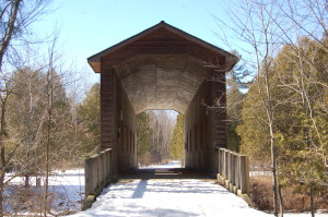 Fisher Covered Bridge Mt. Pleasant
