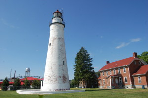 Fort Gratiot Light