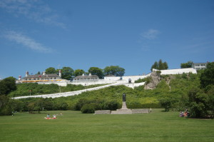 Fort Mackinac Landscape