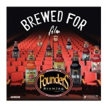 Watch Your Favorite Movies at Celebration Cinema With Founder's Beer