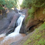 Gorge Falls – Black River Scenic Byway, Gogebic County