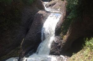 Gorge Falls Gogebic County
