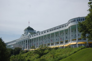 The Grand Hotel, Mackinac Island
