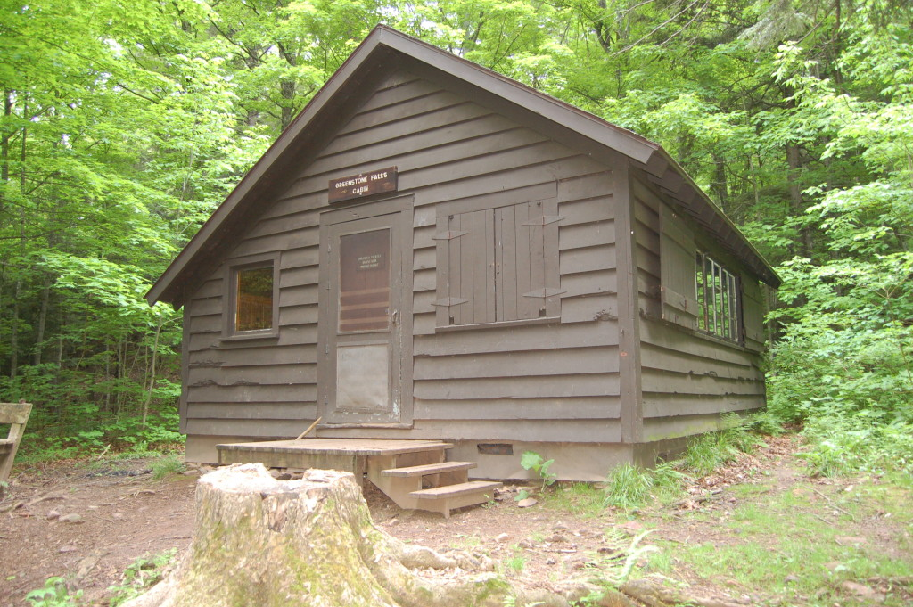 Greenstone Falls Cabin