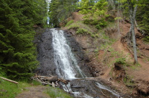 Haven Falls Keweenaw