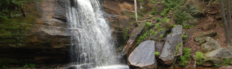 Hungarian Falls - View Several Stunning Waterfalls in Houghton County