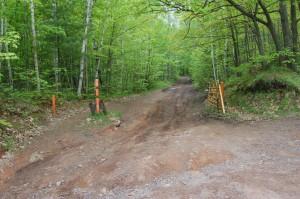 Hungarian Falls Trail Road