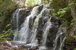 Hungarian Falls Upper