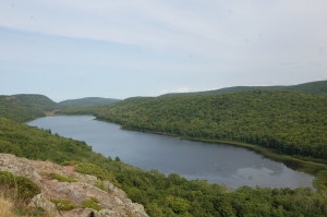 Lake of the Clouds - Favorite Michigan Places