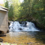 Powerhouse Falls – Baraga County