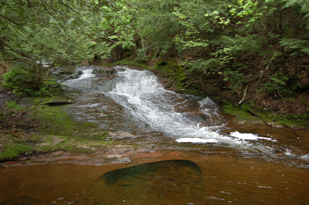 Little Union Gorge Falls
