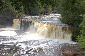 Manabezho Falls June 2013